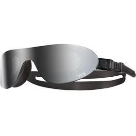 TYR Swimshades Mirrored Goggles silver/black/black